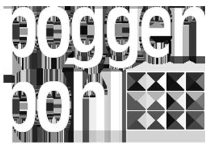 Poggenpohl Logo Negativ